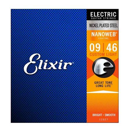 Cuerdas para guitarra eléctrica Calibre 009-011-016-026-036-046 Cuerdas de gama alta. La vida de estas cuerdas es muy larga y no se rompen fácilmente.
