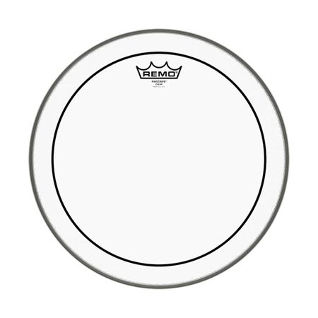Los Remo Pinstripe Clear están pensados para aquellos que quieren un tono grave y sin problemas de armónicos. Esta serie es utilizada por bateristas de todo el mundo y para prácticamente cualquier estilo. Muy fácil de afinar Parches muy duraderos y resistentes