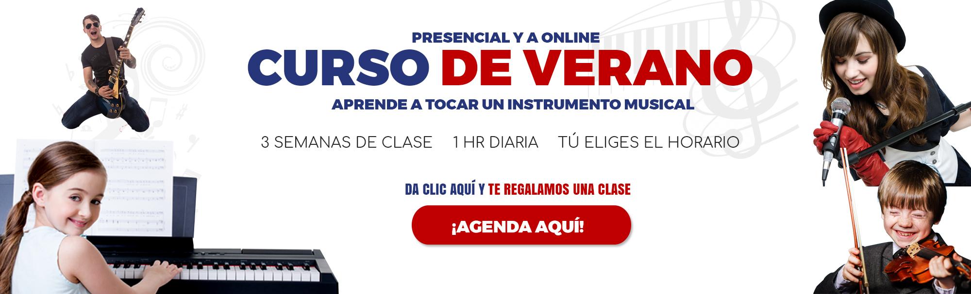 Verano musical en Querétaro | Cursos de Verano para niños